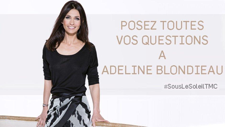 Posez vos questions à Adeline Blondieau