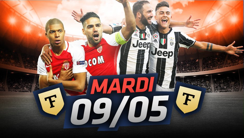 La Quotidienne du 09/05: Juve-Monaco, c'est Mission: Impossible 2