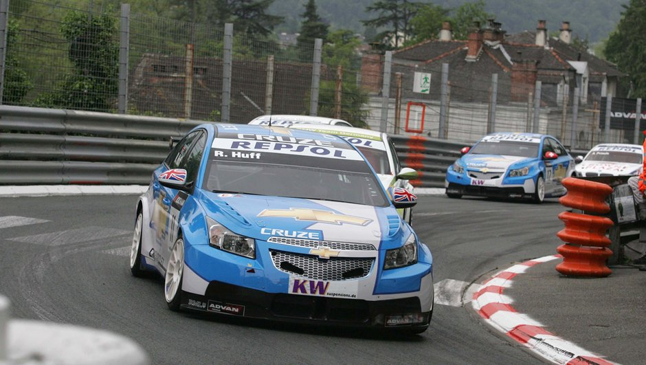 Fin des courses sur le Circuit de Pau !