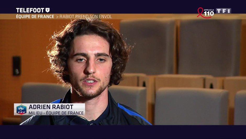 """[Exclu Téléfoot 26/03] - Rabiot : """"La défaite face à Barcelone va servir au PSG pour la suite"""""""