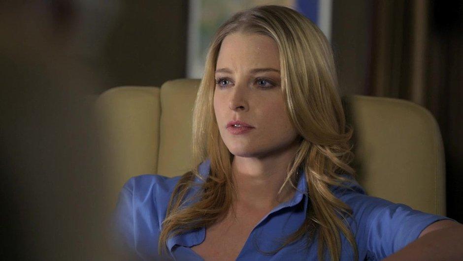 Esprits Criminels - Joyeux anniversaire Rachel Nichols (alias Ashley dans la saison 6)
