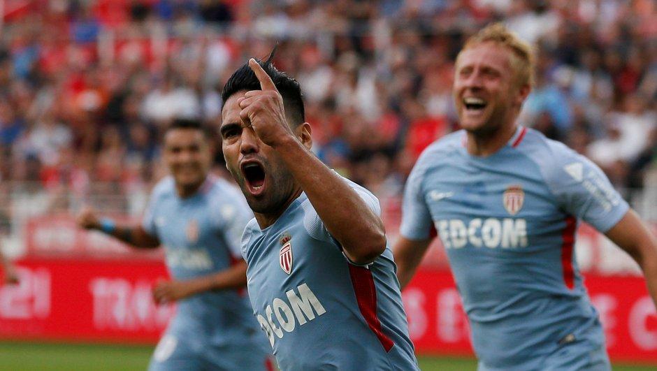 Ligue 1 : Monaco se remet en marche en battant Strasbourg