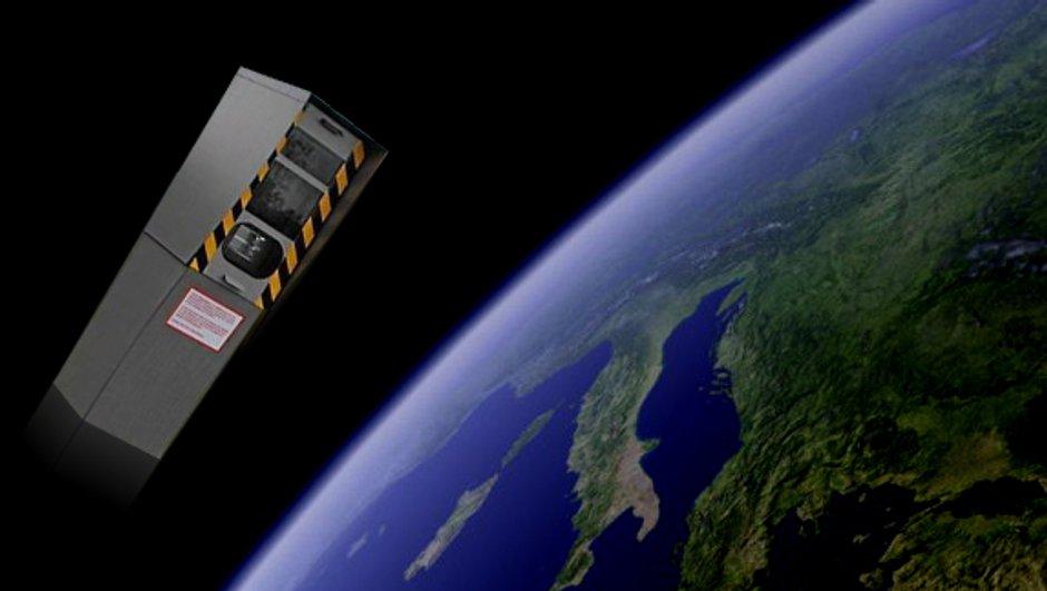 Des radars dans l'espace !