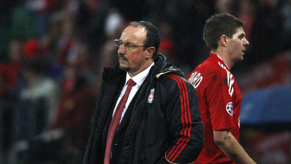 Liverpool : Steven Gerrard allume Benitez et Diouf