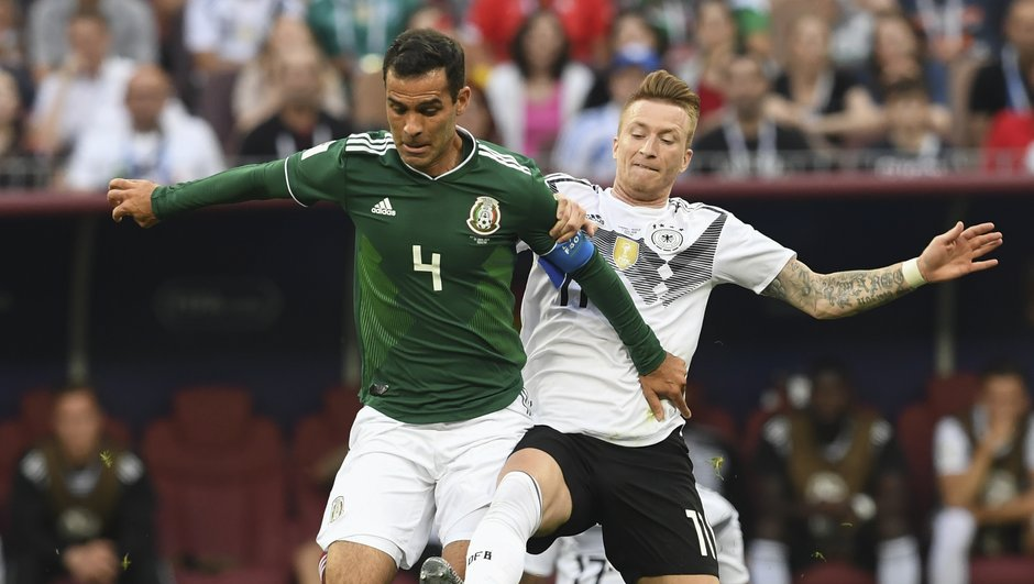 Le Mexicain Rafael Marquez devient le 3e joueur à disputer cinq Coupes du monde