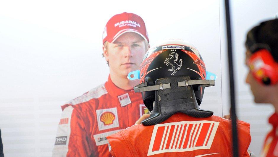 F1 : Raïkkonen déjà de retour en Formule 1 ?