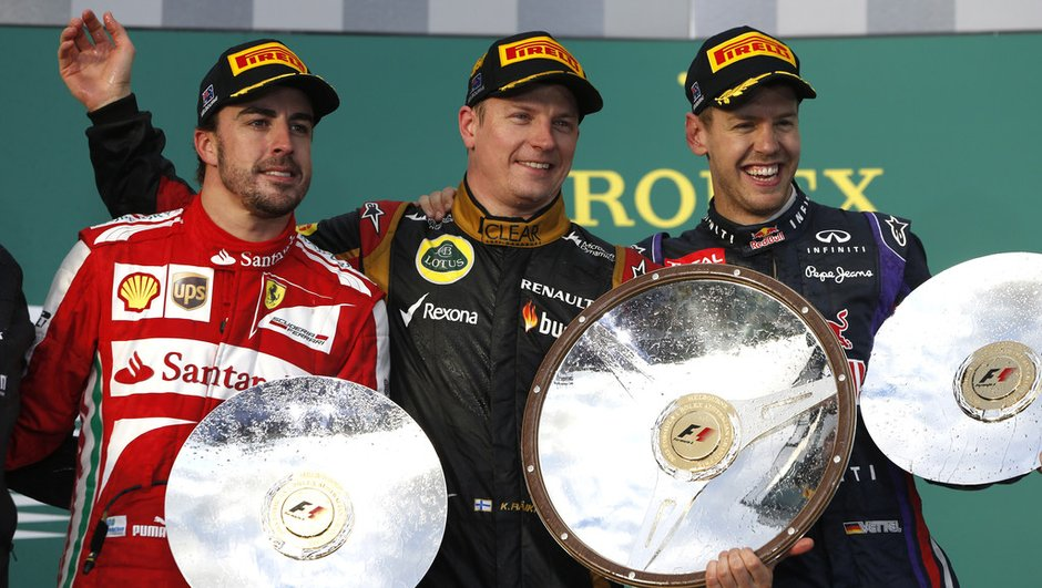F1 : Räikkonen - Alonso, duo explosif pour Ferrari en 2014