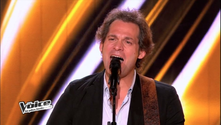 "The Voice : Ralf Hartmann fait tourner les têtes avec ""Say it ain't so Joe"" de Murray Head"