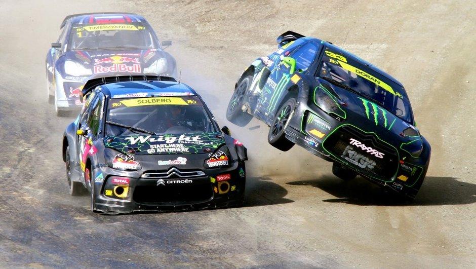 Rallycross 2014 : Solberg et Ekstrom seront de la partie
