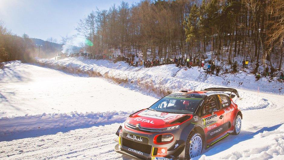 Rallye de Suède 2017 : Craig Breen s'engage en C3 WRC, Mads Ostberg arrive