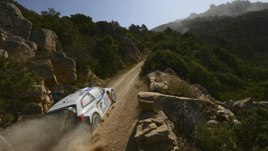 WRC - Rallye de Sardaigne 2013 : Latvala domine les qualifications