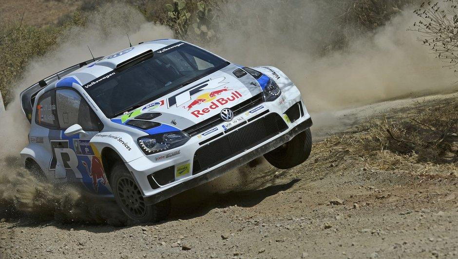 WRC - Rallye de l'Acropole - SS3-SS6 : Latvala et Sordo mènent la danse