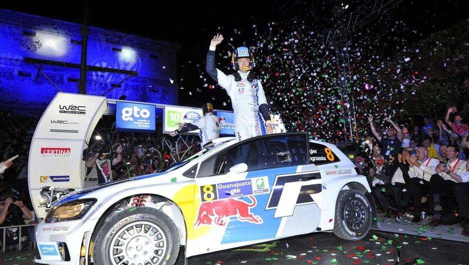WRC - Rallye du Mexique 2013 : Ogier roi de la pampa