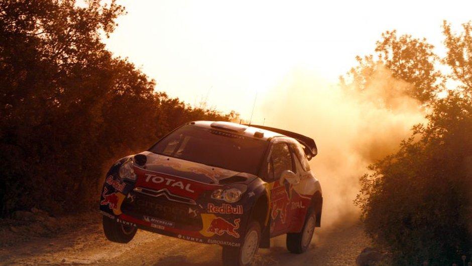 Rallye du Portugal 2012 : Solberg leader dans la 1ère spéciale