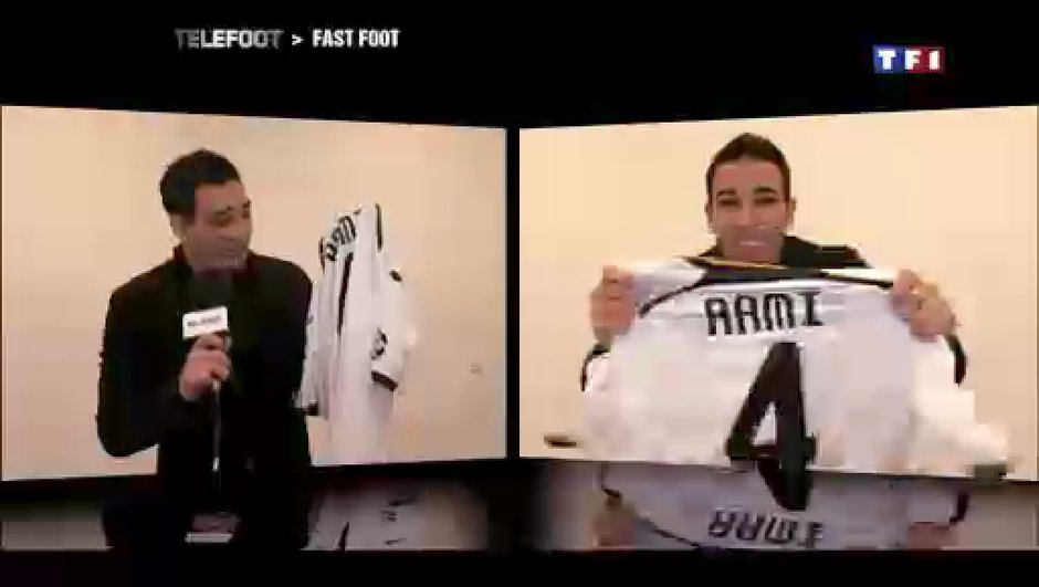 Grand jeu Telefoot : Découvrez le vainqueur du maillot d'Adil Rami !