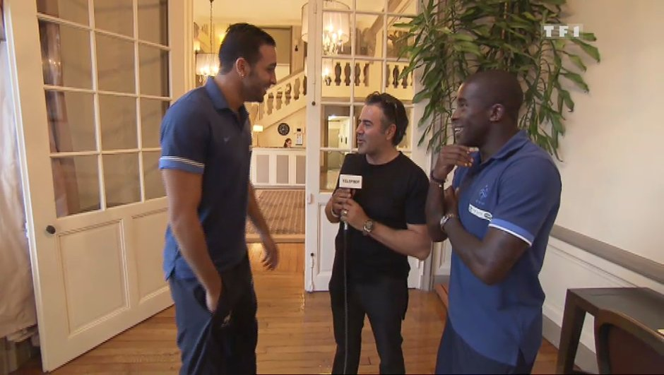 Ramzy, Joey Starr, Garcia : les Seigneurs rencontrent les Bleus