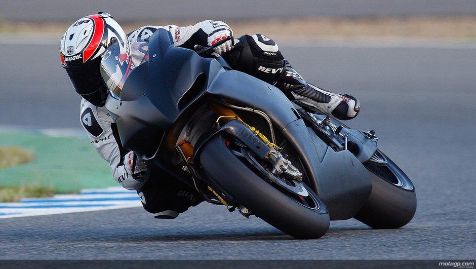 MotoGP 2012 : Randy de Puniet signe chez Aspar