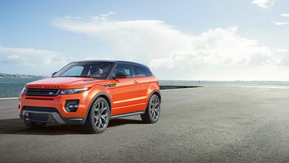Un Range Rover Evoque de 285 chevaux sera présenté à Genève