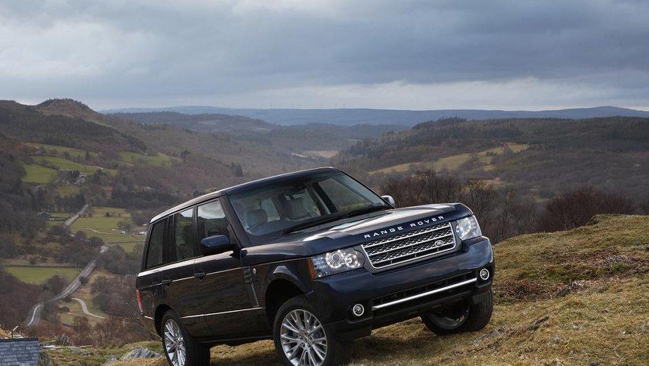 Range Rover 2010 : nouveau moteur diesel V8 et évolutions