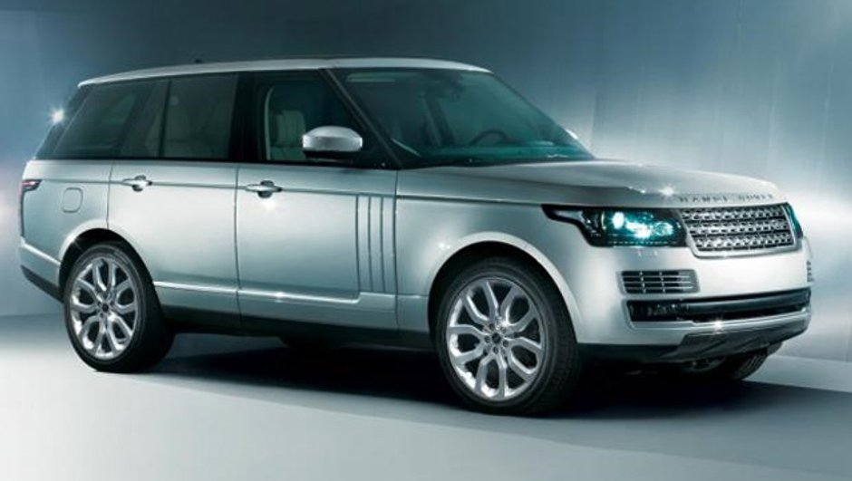 Scoop : le Range Rover 2012 en photos officielles ?