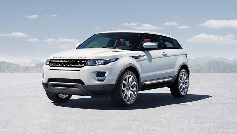 Range Rover Evoque : SUV, sobre & sexy !
