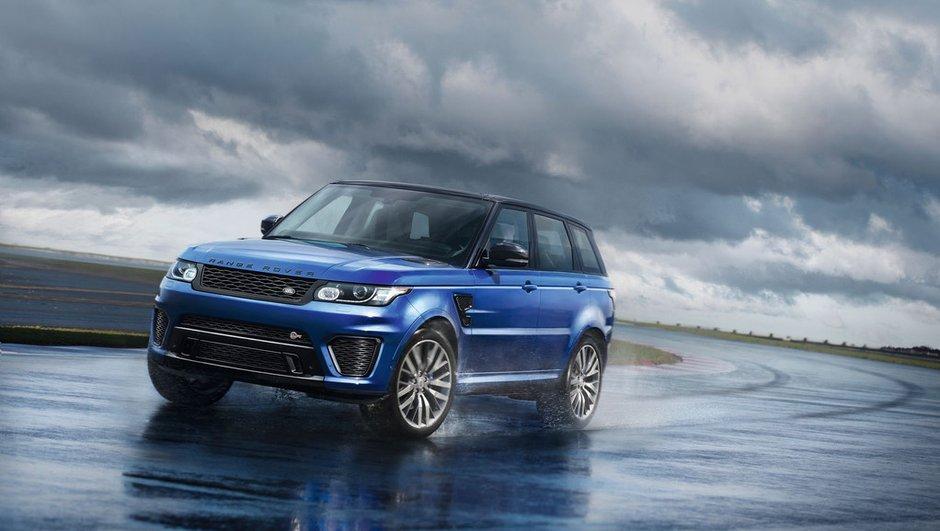 Range Rover Sport SVR 2014 : le monstre de 550 ch en photos et infos officielles