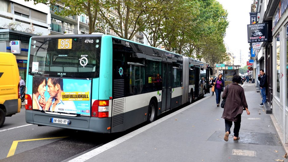 Des radars dans les bus de Paris ?