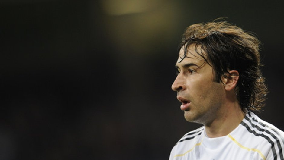Transfert : Raùl entre Manchester et Milan !