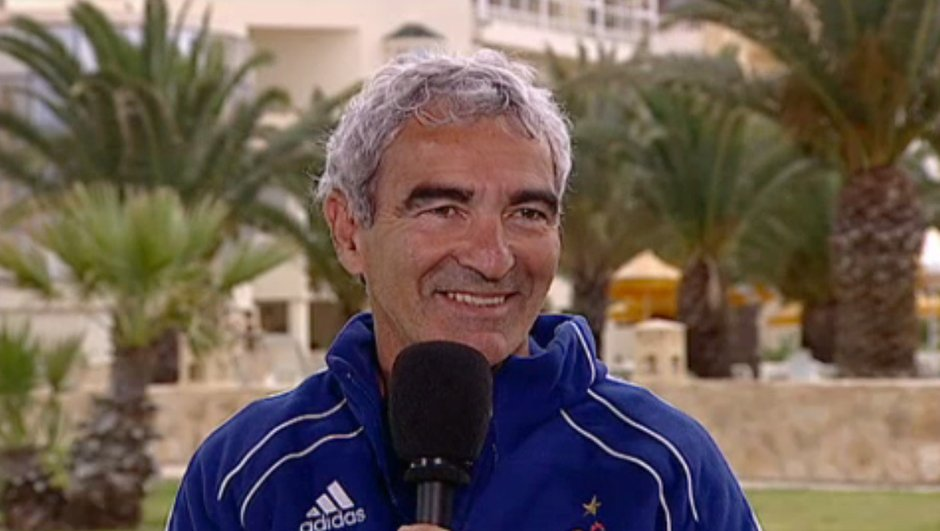 Raymond Domenech reste confiant