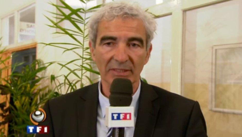 """Coupe du Monde : Domenech """"Aucune excuse pour les bleus"""""""