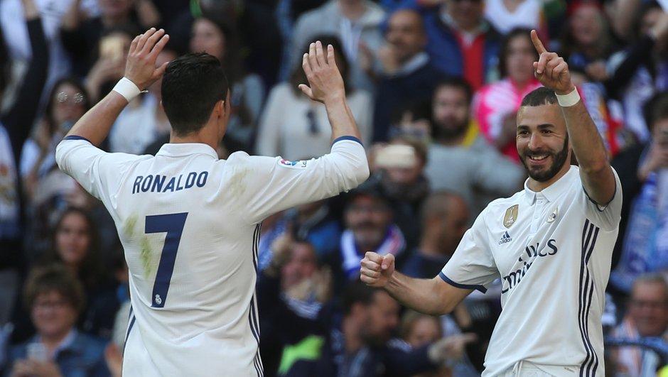 Real Madrid : Zidane, Ronaldo et Benzema affolent les stats !