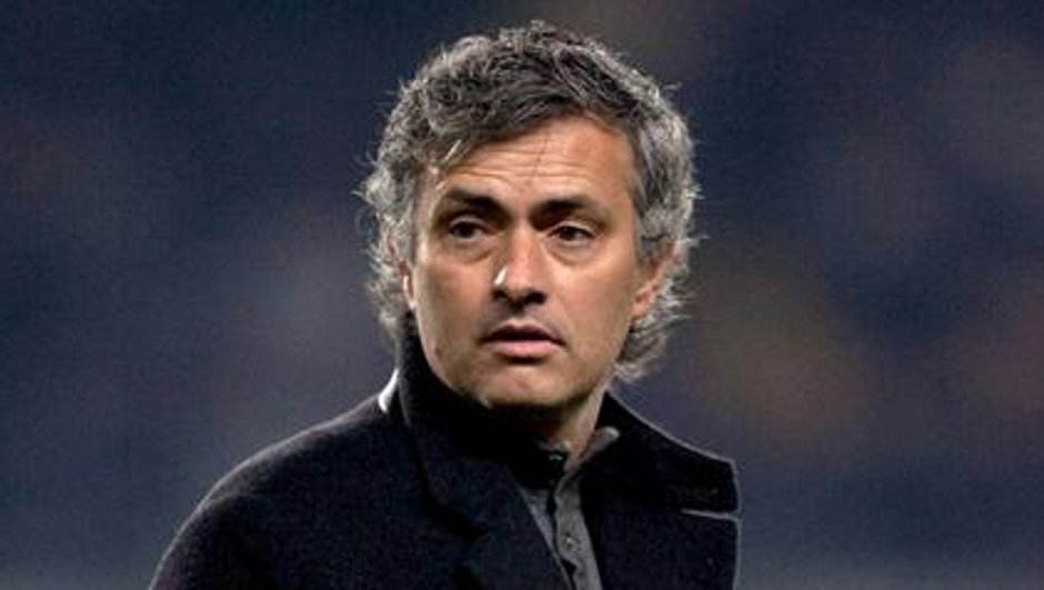 Mourinho dans les tribunes du Real Madrid jusqu'au clasico !