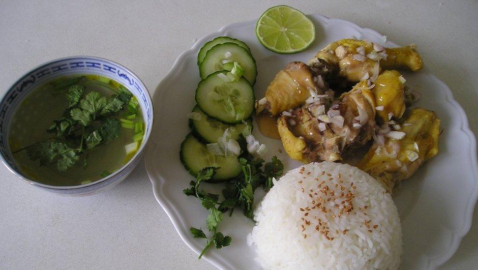 Les différentes cuissons du riz