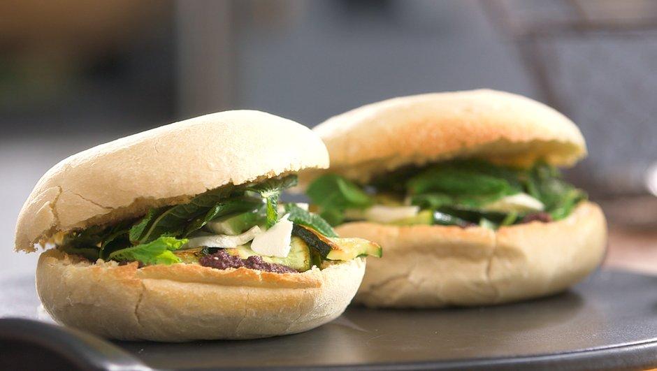 Sandwich frais