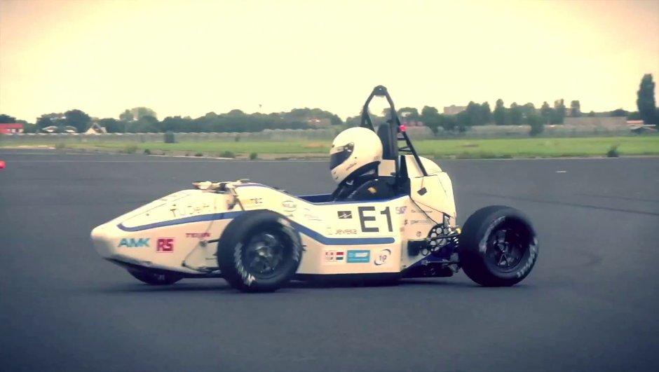 Record électrique : 0-100 km/h en 2,15 secondes !