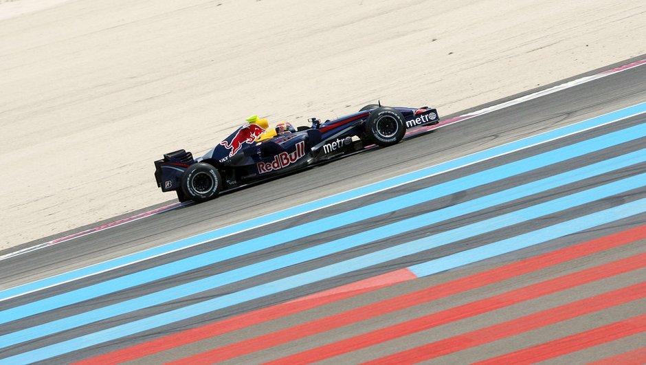 """F1 : le GP de France de retour """"à 90%"""" en 2013 ?"""