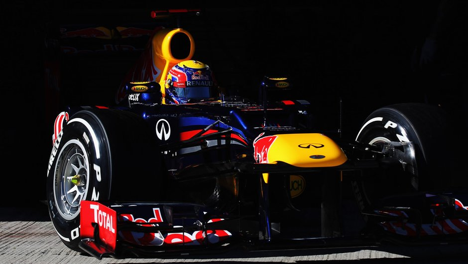 F1 : la Red Bull RB9 sera présentée le 3 février 2013