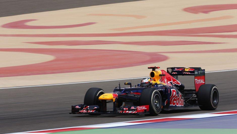 F1 - GP Bahreïn : la grille de départ