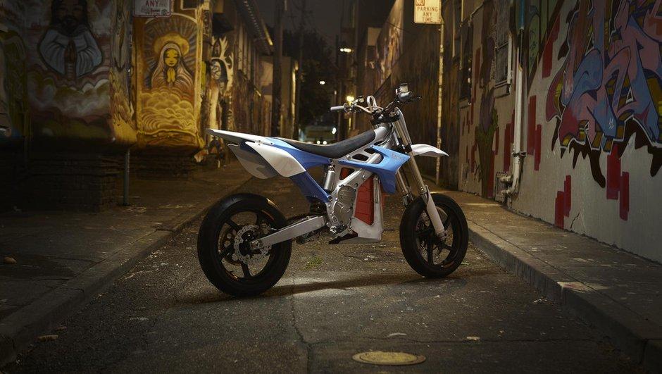 RedShift : des motos électriques prometteuses