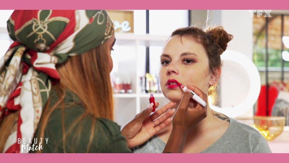 Beauty Match – Mélissa : découvrez les looks proposés par Auréla, Poppie et Anissa