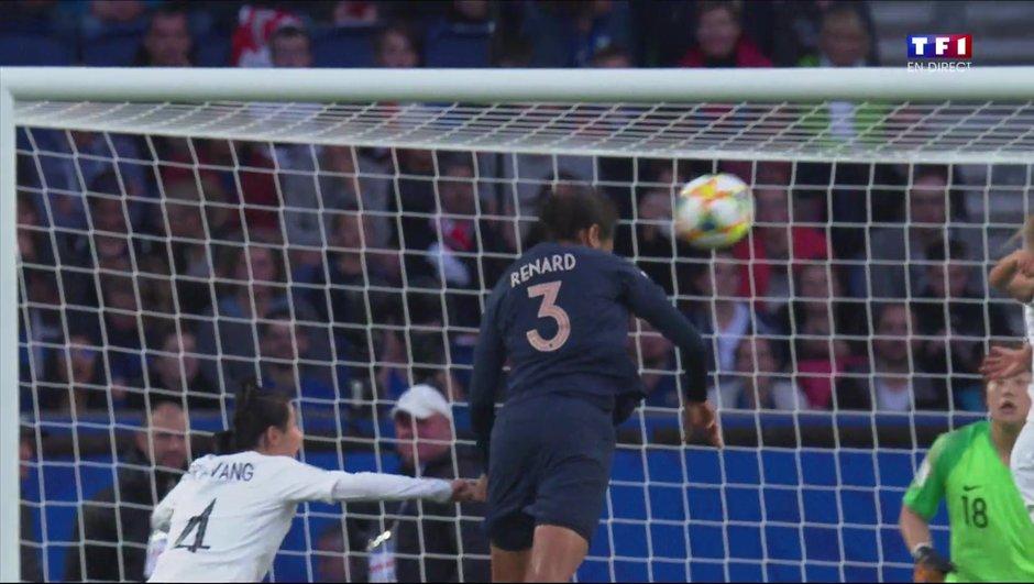 France-Corée du Sud (2-0) : Le but de Renard en vidéo