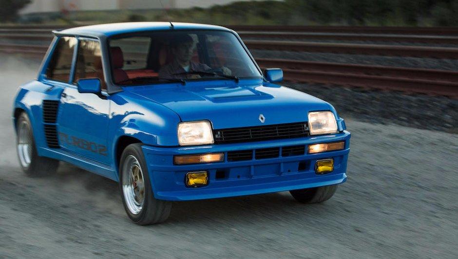 Occasion du Jour : Une Renault 5 Turbo 1983 estimée jusqu'à 80.000 €