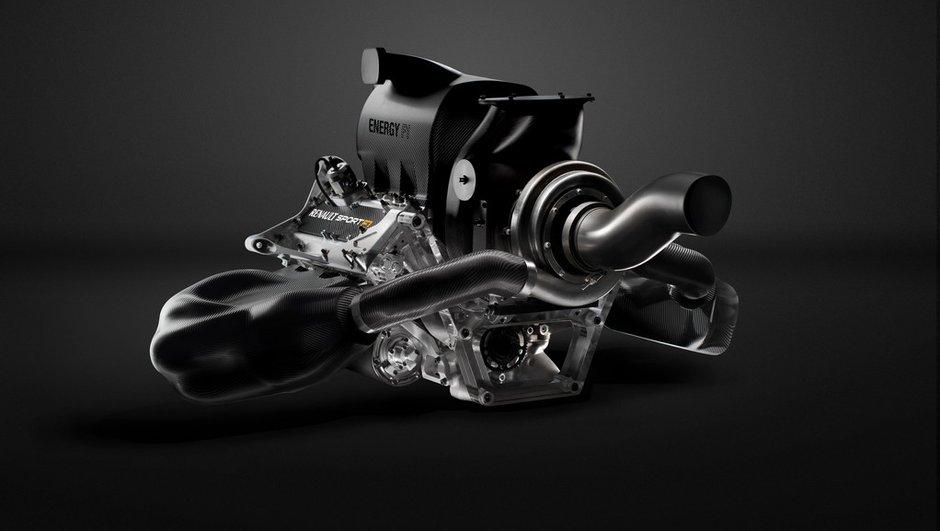 """F1 2014 : Renault dévoile son nouveau moteur """"Energy F1"""""""