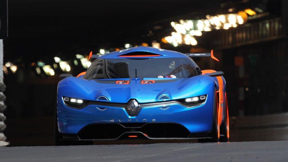 Future Alpine 2016 : Renault désormais 100% propriétaire