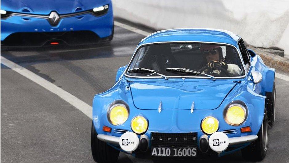 Renault et Caterham ensemble pour la future Alpine