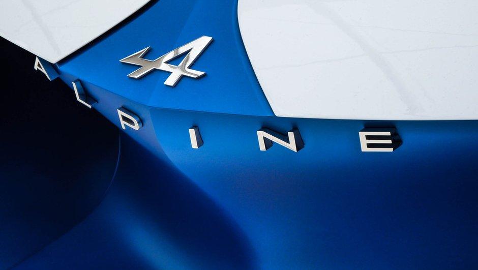 Alpine AS 1 : le concept-car présenté le 13 juin aux 24H du Mans