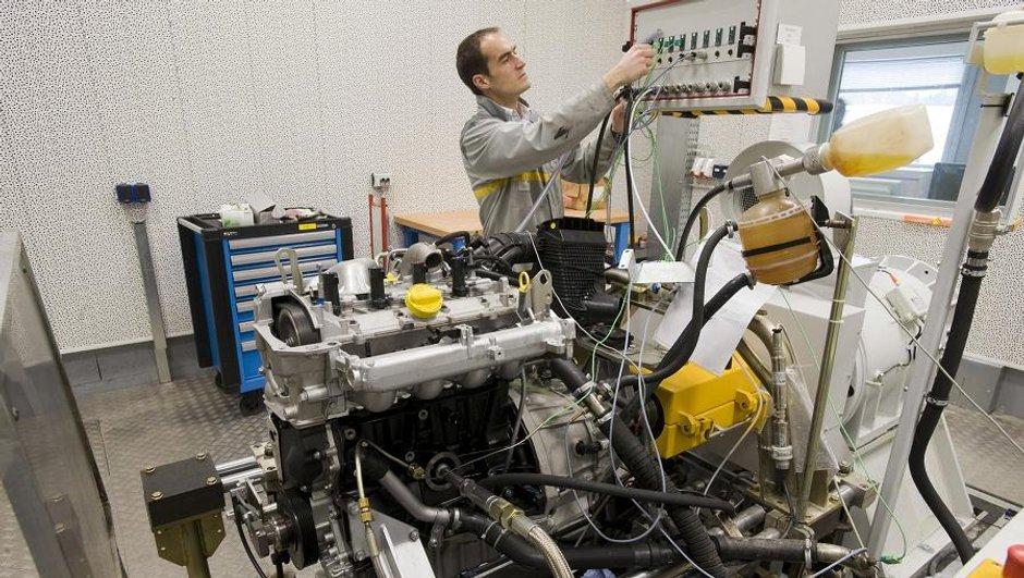 Renault Lardy Un Nouveau Centre Dessais Moteurs à 60 Millions D