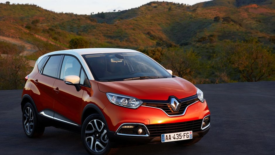Renault Captur 2013 : photos et informations officielles