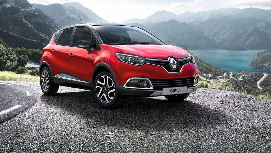 Renault Captur Helly Hansen 2014 : une série limitée pour septembre