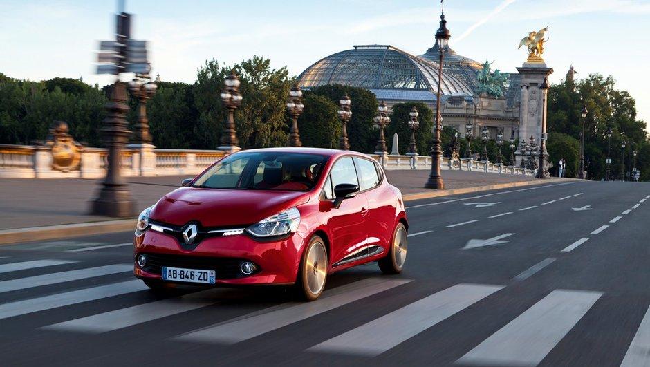 Renault a démenti avoir envisagé la fermeture de deux usines